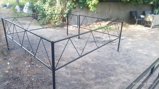 Ограда любых дизайнов и размеров