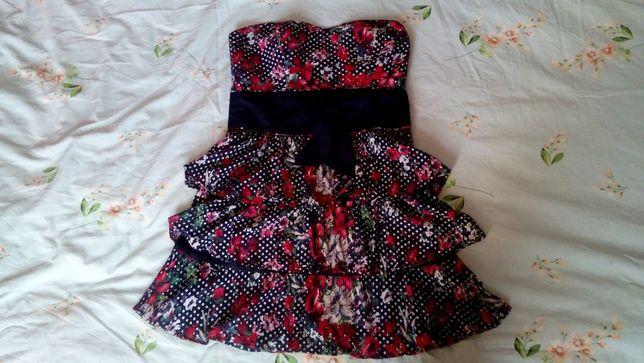 Платье zara 40-42 р-р