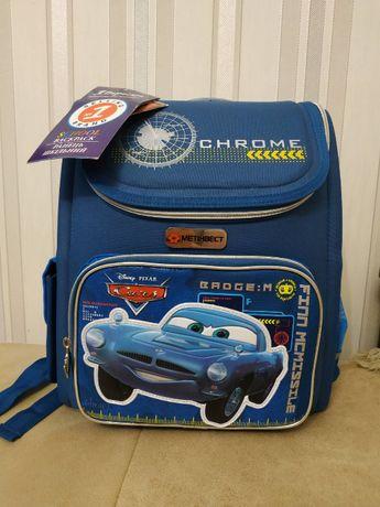 Новый ранец рюкзак каркасный ТМ 1 Вересня Cars