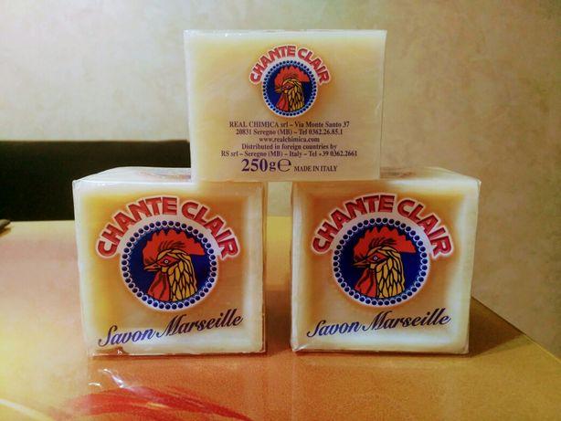 Мило Chante clair savon marseille для видалення плям мыло от пятен