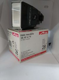 Lampa błyskowa Metz 28 AF-4 N Lombard Tarnów