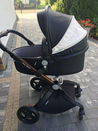 Wózek 3w1 HOT MOM