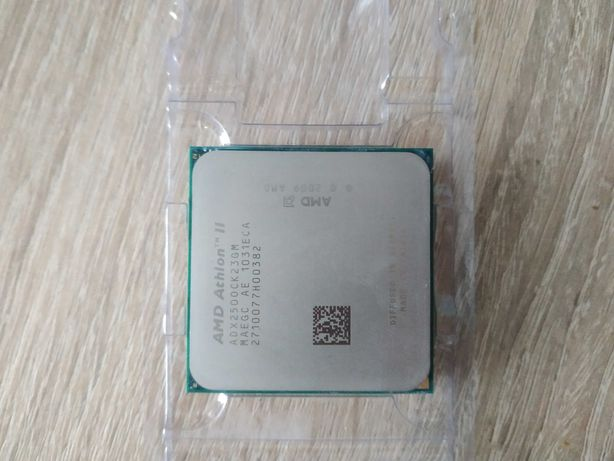 Процессор AMD athlon II X2 250 3.00 Ghz, з системою охолодження