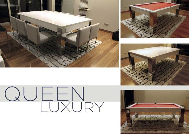 BilharesEuropa Fabricante Mod Queen Luxury oferta tampo de jantar
