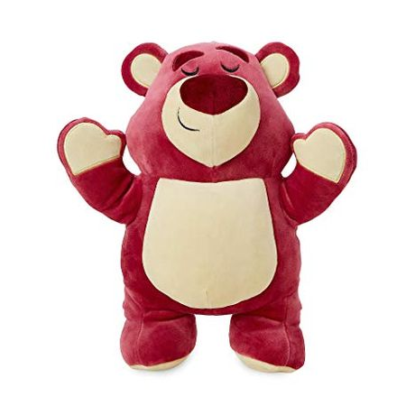 Мягкая плюшевая игрушка-подушка медведь Лотсо