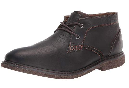 Ботинки мужские Amazon Brand - Black