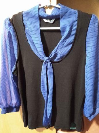 Кофта-блуза женская