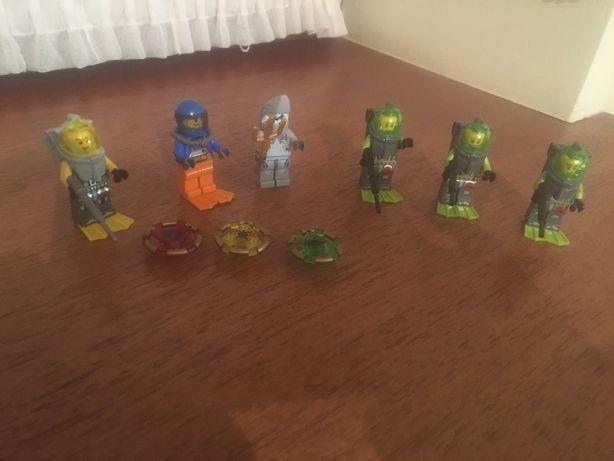 Lego zestaw płetwonurków