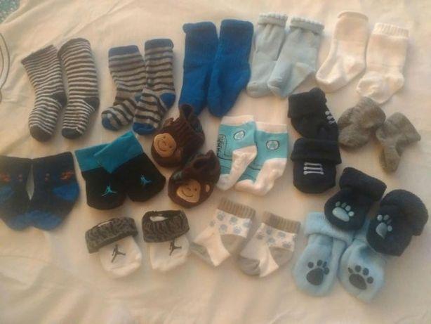 Продам носочки 0-6 місяців з США.