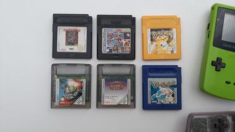 Jogos Nintendo Game Boy - Pokemon, Reservoir Rat, Halloween Racer