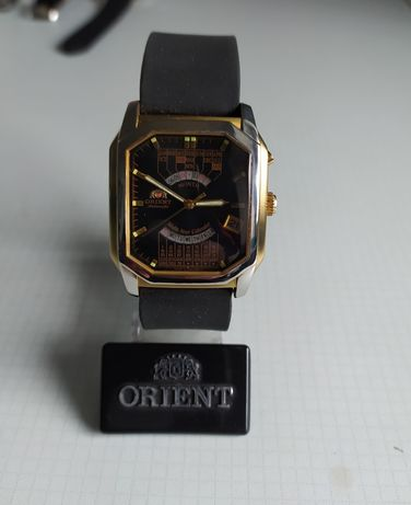 Orient Multi Year Calendar Automatic.