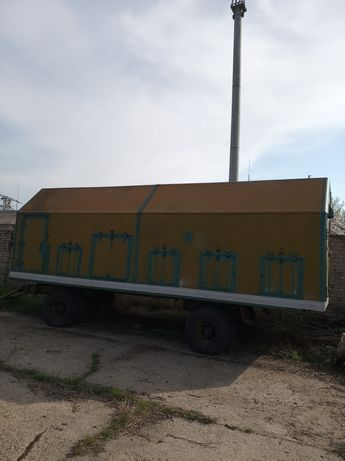 Продам вагончик-кунг 6,5×2,7м.