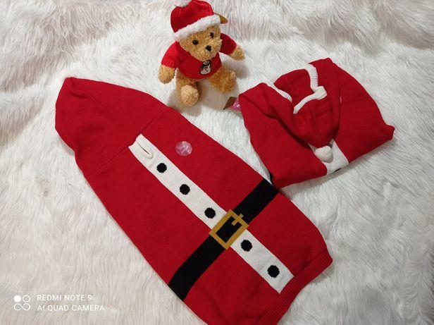 Sweterki dla psów święta różne rodzaje i rozmiary