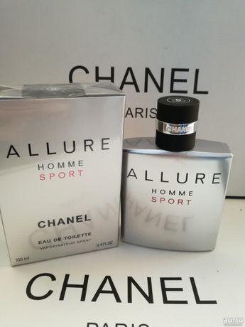 Духи парфюм мужской Chanel ALLURE HOMME SPORT 100 ml (О