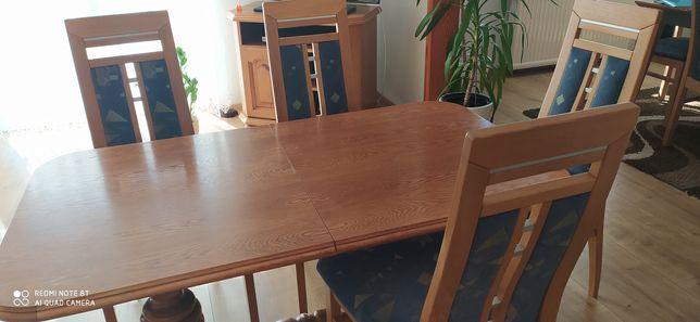 Stół i krzesła KLOSE