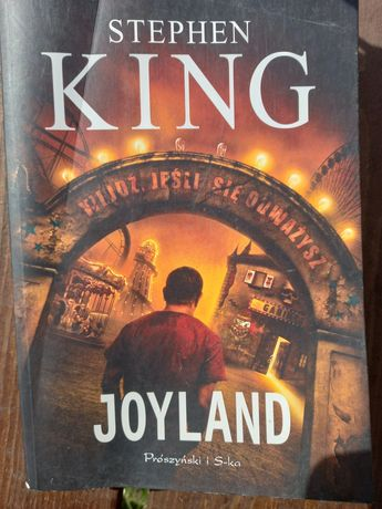 Stephen King joyland