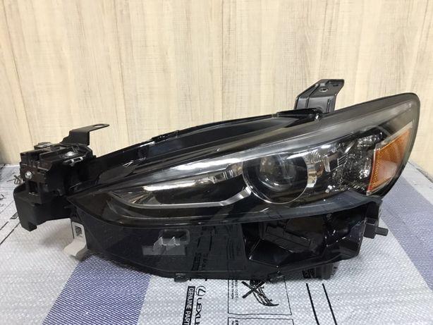 Левая фара адаптивная Mazda 6 GT 2018-2020 оригинал США