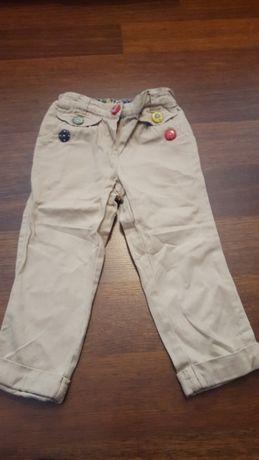 Spodnie Next roz.92