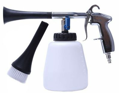 Pistolet pneumatyczny do mycia czyszczenia tapicerki