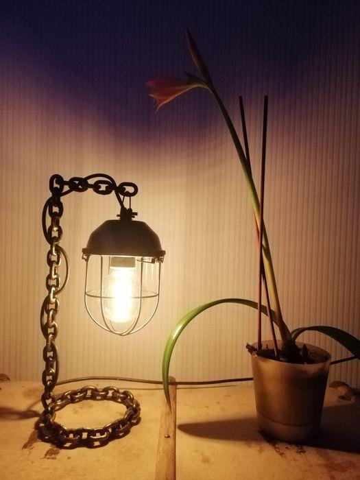 Настольная лампа лофт, стимпанк Харьков - изображение 1