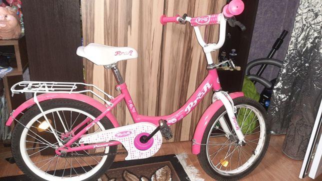Велосипед для дівчинки 6-9 років