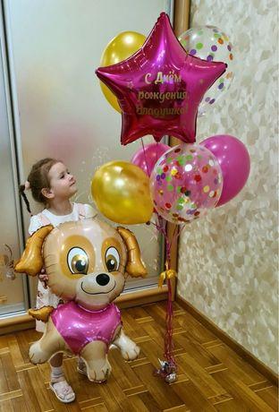 Гелиевые шары Харьков, воздушные шарики Харьков доставка шаров Харьков