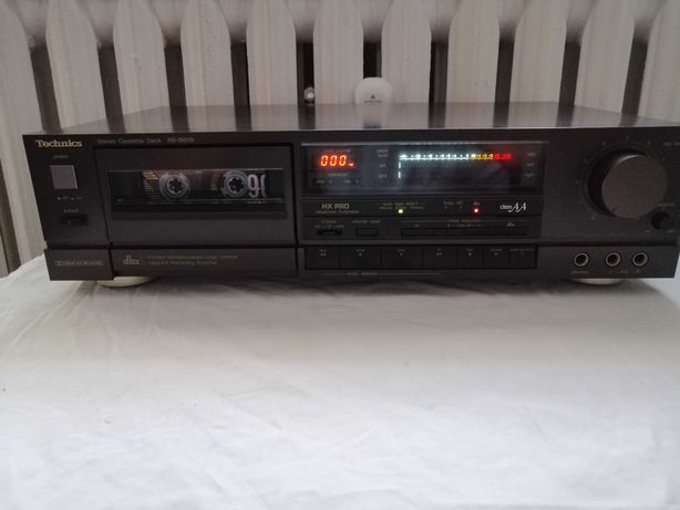 Technics DECK RS-B605, Made in Japan
