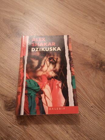 Książka Dzikuska Alex Shakar