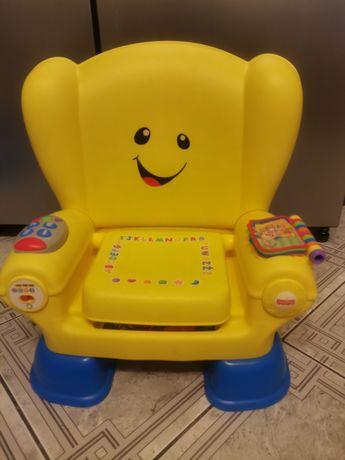 Krzesełko, fotelik Fischer prince