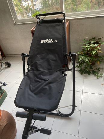 PROMOÇAO Cadeira de fazer abdominais