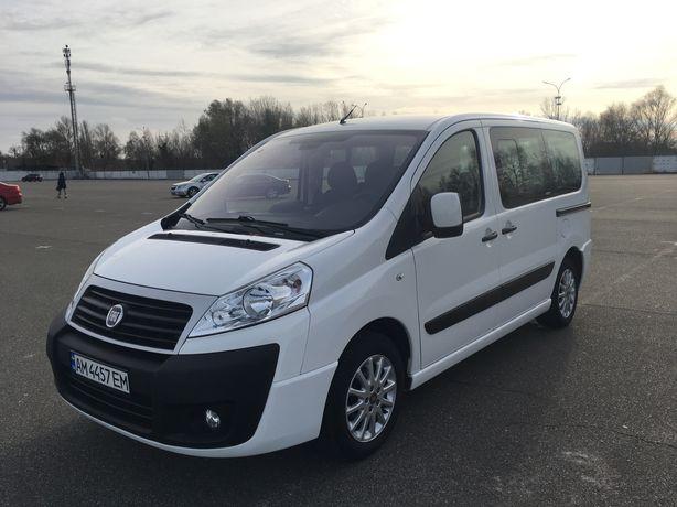 Fiat Scudo Panorama Пасажир