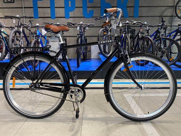 Новый городской велосипед Dorozhnik Comfort Мale