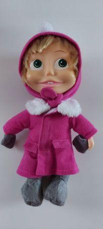 Lalka Masza zimowe ubranie