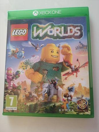 Lego worlds xbox one nowa