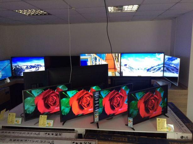 Телевизор QLED 4K UHD Ultra HD Smart tv в Днепре в наличии
