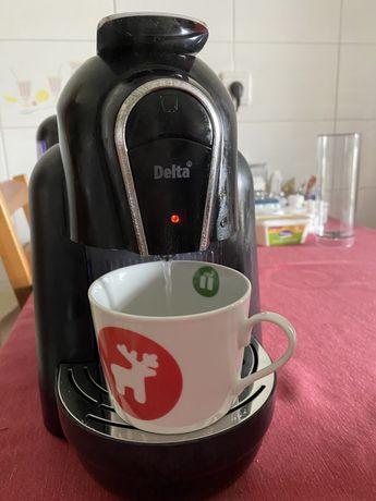 Máquina café delta