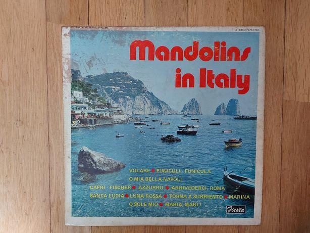 Składanka, Mandolins In Italy, USA, db