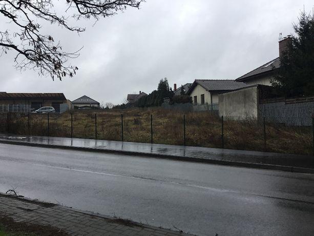 Działka do Wynajęcia Ogrodzona Warszówka / Kalisz 1700m2
