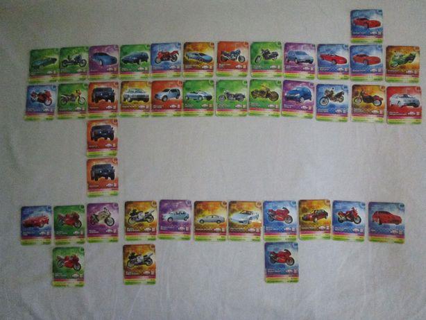 Karty motomania i motomania 2 Star Foods
