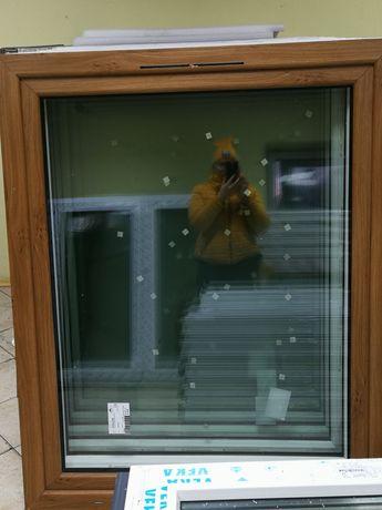 Okna pcv kolor winchester