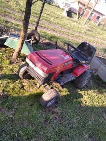 Kosiarka traktorek  yard king