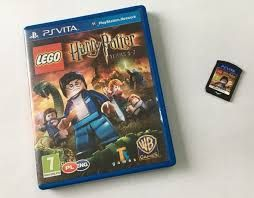 Lego Harry Poter na ps vita