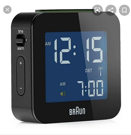 Budzik Braun Travel Alarm Clock