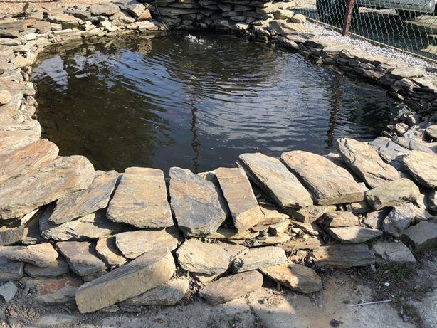 Kamień na ścieżki murki szarogłaz skład z kamieniem ogrodowym