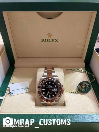 Rolex Gmt Master ll Rootbeer Ref. 126711CHNR (Fotos Reais)