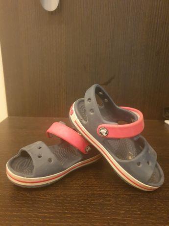 Открытые сандалии Crocs размер c7