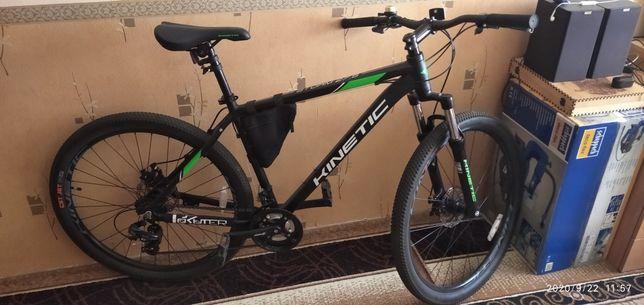 """Велосипед kinetic рама 19"""""""