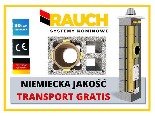 Komin SW2 fi 200 6m Systemowy Ceramiczny RAUCH STANDARD