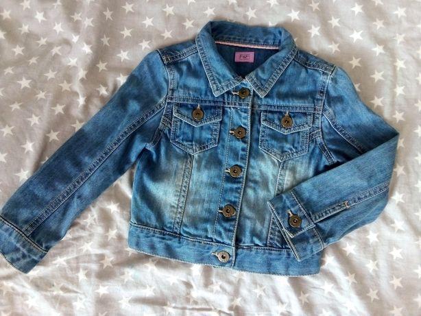 Kurtka jeansowa 104 f&f
