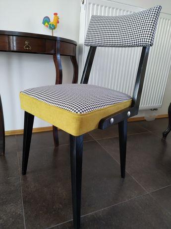 Krzesła krzesło PRL kalwaryjskie